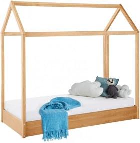 Detská posteľ Emily, 191 cm, borovica