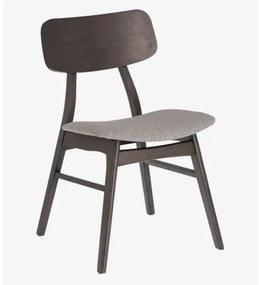 SELIA stolička Sivá