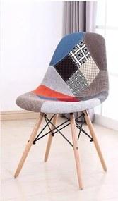 Ekspand Patchworková stolička COLLAGE