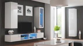 HALMAR Livo obývacia izba biela / biely lesk