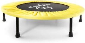 Klarfit Rocketbaby 3, žltá, trampolína, 96 cm plocha na skákanie