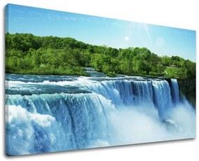 Obraz na stenu VODOPÁDY VO011E11