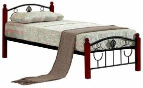 Tempo Kondela MAGENTA 90x200 cm s matracom BE KATARINA 10 NEW