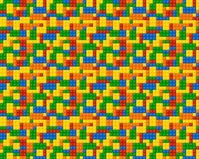 ohpopsi Fototapeta - Brick Wall 300x240 cm