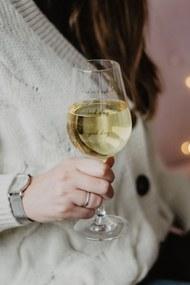 Pohárik na víno Bad Day