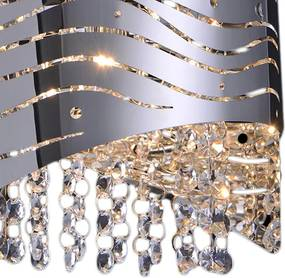 Luxera 46103 Orinoco nástenné kryštál 1x40W