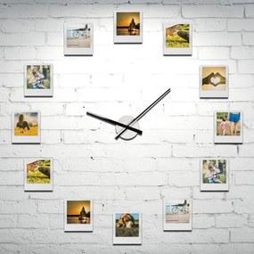 Hodiny s fotorámčekmi - hodiny spomienok