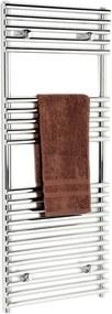 Deserto 1801-12 vykurovacie teleso 500x1200 mm, chróm