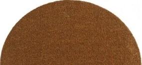 Hanse Home Collection koberce Protiskluzová rohožka Soft & Clean 102459 půlkruh - 75x50 půlkruh cm