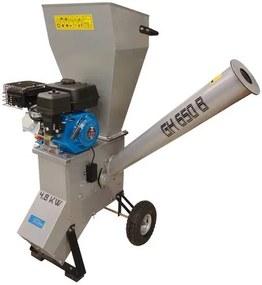 GÜDE GH 650 B motorový drvič záhradného odpadu 94360