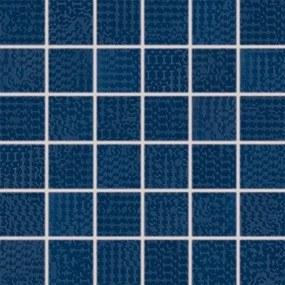 Mozaika Rako Trinity modrá 30x30 cm, lesk WDM05092.1