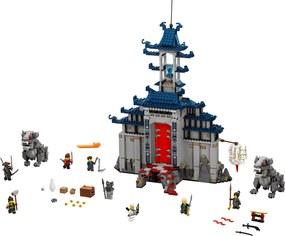 LEGO® Ninjago 70617 Chrám najmocnejšej zbrane