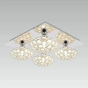 Krištáľové svietidlo PREZENT TAURO stropné svietidlo 25103