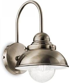 Ideal Lux 025261 nástenné svietidlo Sailor Brunito 1x100W | E27