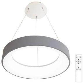 Ecolite Ecolite WMKL02R-40W/LEDSED - LED Stmievateľný lusteru NEST LED/40W/230V 3000-6500K EC0304