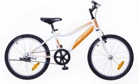 """Neuzer 20"""" Detský bicykel BOBBY 1SPD oranžová 2018"""