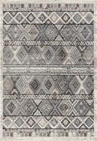 Festival koberce Kusový koberec Rixos K11613-01 Grey (600 grey) - 200x290 cm