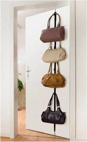 Vešiak na kabelky Wenko Purse Wardrobe