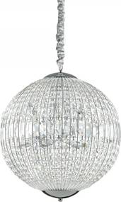 Ideal Lux 116228 luster Luxor 8x40W | G9