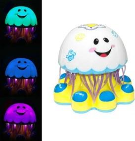 GT Interaktívne LED medúza, B16G1