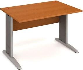 Kancelársky stôl SELECT, 1200 x 800 mm, vzor buk