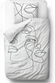 Obliečky z bavlneného saténu Butter Kings Infinity, 200 x 200 cm
