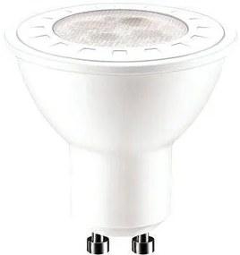Philips LED bodová žiarovka PILA, GU10, 5W, 500lm, 4000K, 120°, 15000h