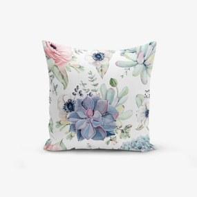 Obliečka na vankúš s prímesou bavlny Minimalist Cushion Covers Yagli, 45 × 45 cm