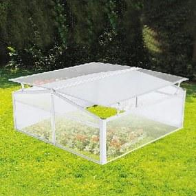Záhradné polykarbonátové parenisko AVENBERG F3 LENZ