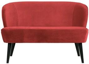 Sara sedačka zamat červená