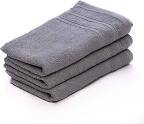 Detský uterák Bella sivý 30x50 cm