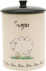 Dóza na cukor z porcelánu Price & Kensington Home Farm