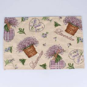 Textilné prestieranie Dakls Easter Deco Levander, 48 × 33 cm