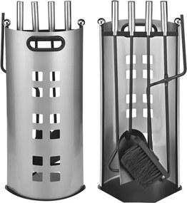 Krbové náradie - Fire - set 5ks HI-60176