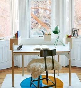 Polohovateľný detský pracovný stôl OEUF NYC Brooklyn