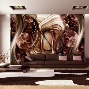 Fototapeta Bimago - Cabinet of Curiosities + lepidlo zadarmo 250x175 cm