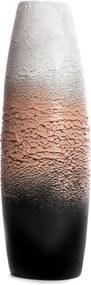 Maľovaná váza ELA 11x32 cm