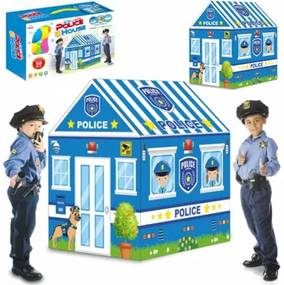 5010P Detský stan Polícia