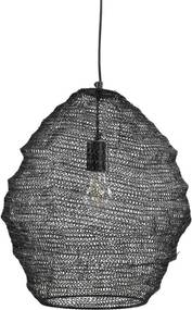 Chic Antique Drôtený luster Antique Mocca