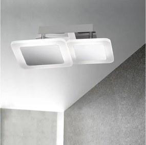 Stropné svietidlo WOFI Impuls LED chrom 9157.02.01.6000