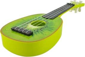 ISO Gitara ovocie Kiwi 37 cm, zelená, 6152
