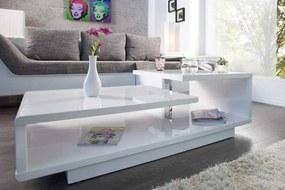 Konferenčný stolík Concept 100cm biely
