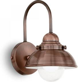 Ideal Lux 025292 nástenné svietidlo Sail Ram1x60W | E27