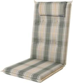 BRILLANT 7101 vysoký - Polstr na stoličku a kreslo