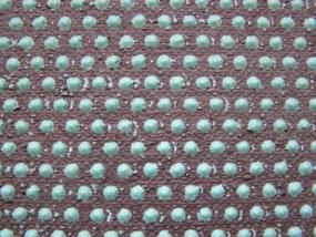 Spoltex koberce Liberec AKCE: 133x400 cm Travní koberec Summer - Spodní část s nopy (na pevné podklady) cm