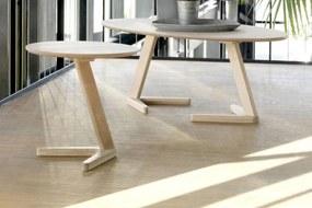 Odkladací stolík Bristol / 50 cm