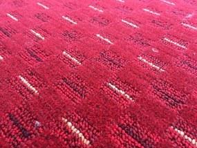 Vopi koberce Kusový koberec Valencia červená - 200x300 cm