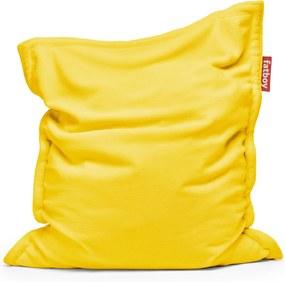 """Sedací vak """"original slim teddy"""", 6 variantov - Fatboy® Farba: teddy lemon"""
