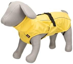 TRIXIE Pršiplášť pre psa Vimy L žltý 55 cm