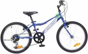 "Neuzer 20"" Detský bicykel BOBBY 6SPD modrá 2018"